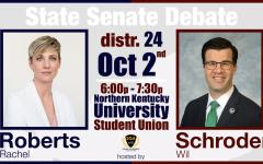 Election 2018: State senate debate in SU Ballroom Oct. 2