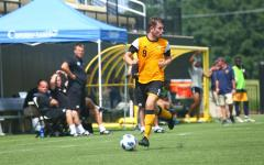 English soccer phenom looks to impress on NKU team