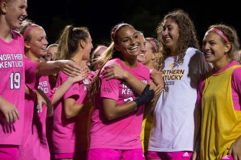 Women's soccer optimistic as tourney approaches