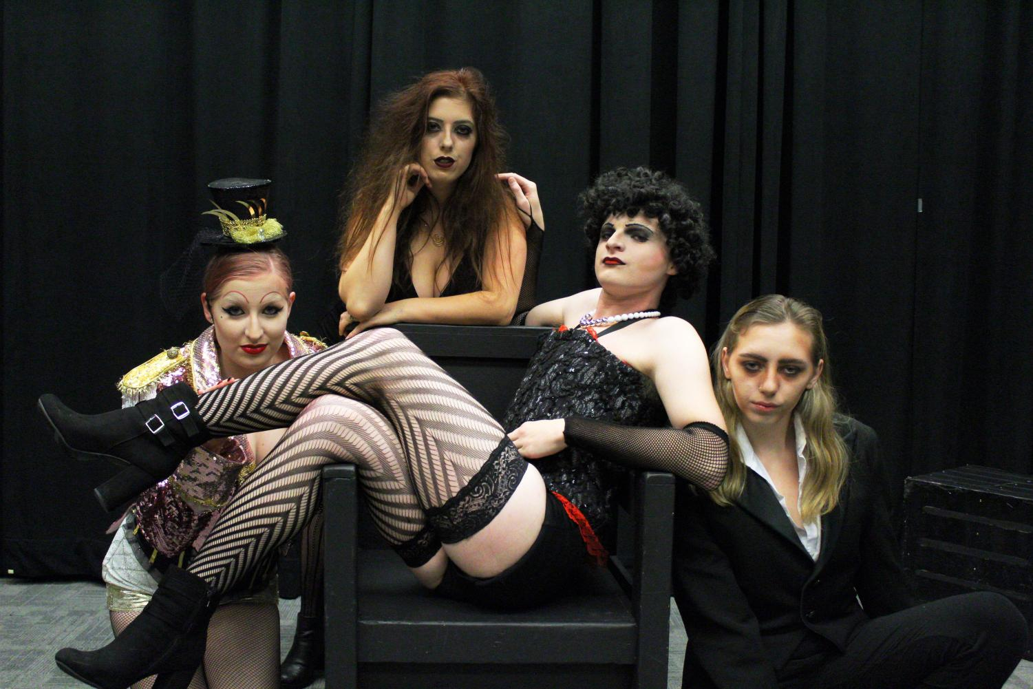 The cult classic Rocky Horror Picture Show is back in the Henry Konstantinow theatre tonight.