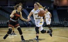 Women's basketball falls to Cleveland State 76-47
