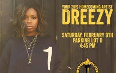 Dreezy to headline NKU Homecoming