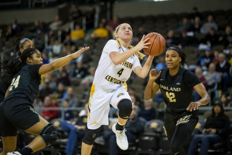 Persons, Monaco lead NKU to win over Idaho