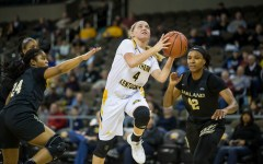 NKU women's basketball falls to Green Bay 70-42