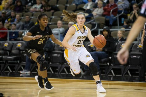 NKU takes down Oakland Grizzlies 74-63