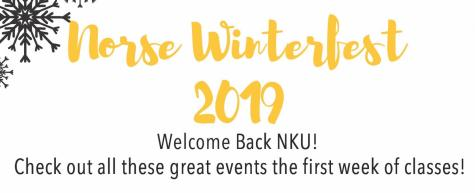 Winterfest returns to NKU