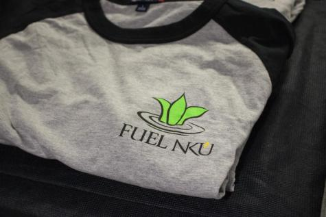 Delivering light to University of Dayton shows NKU's support