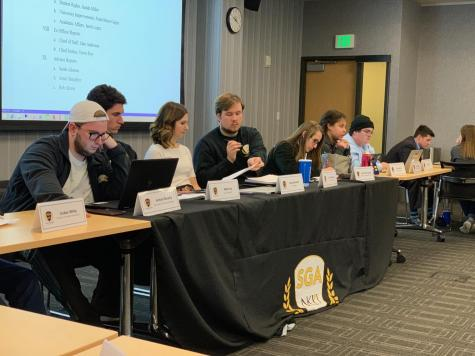 SGA defends freedom through resolutions