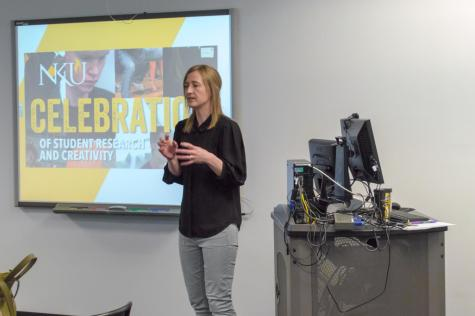 Student Research and Creativity Celebration provides a voice for all