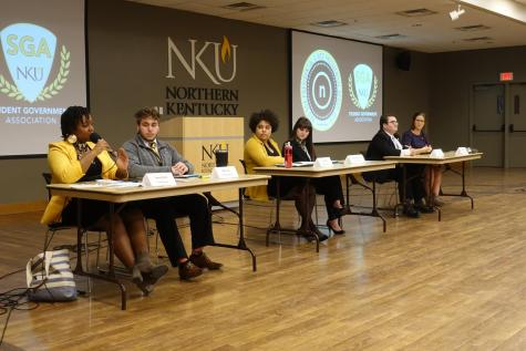 NKU hosts its first STEM-EXPO