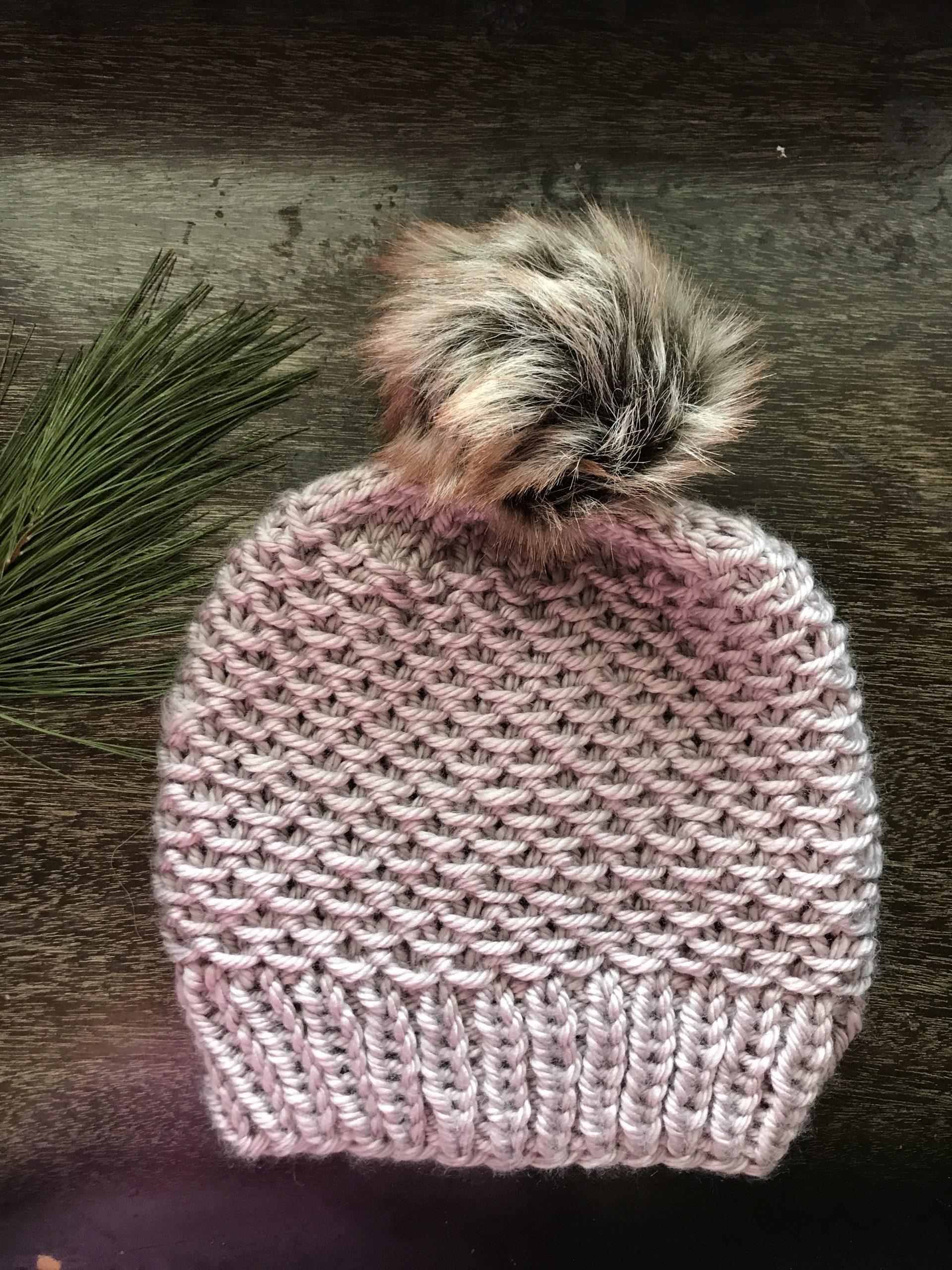 The Neva Beanie Knitting Pattern