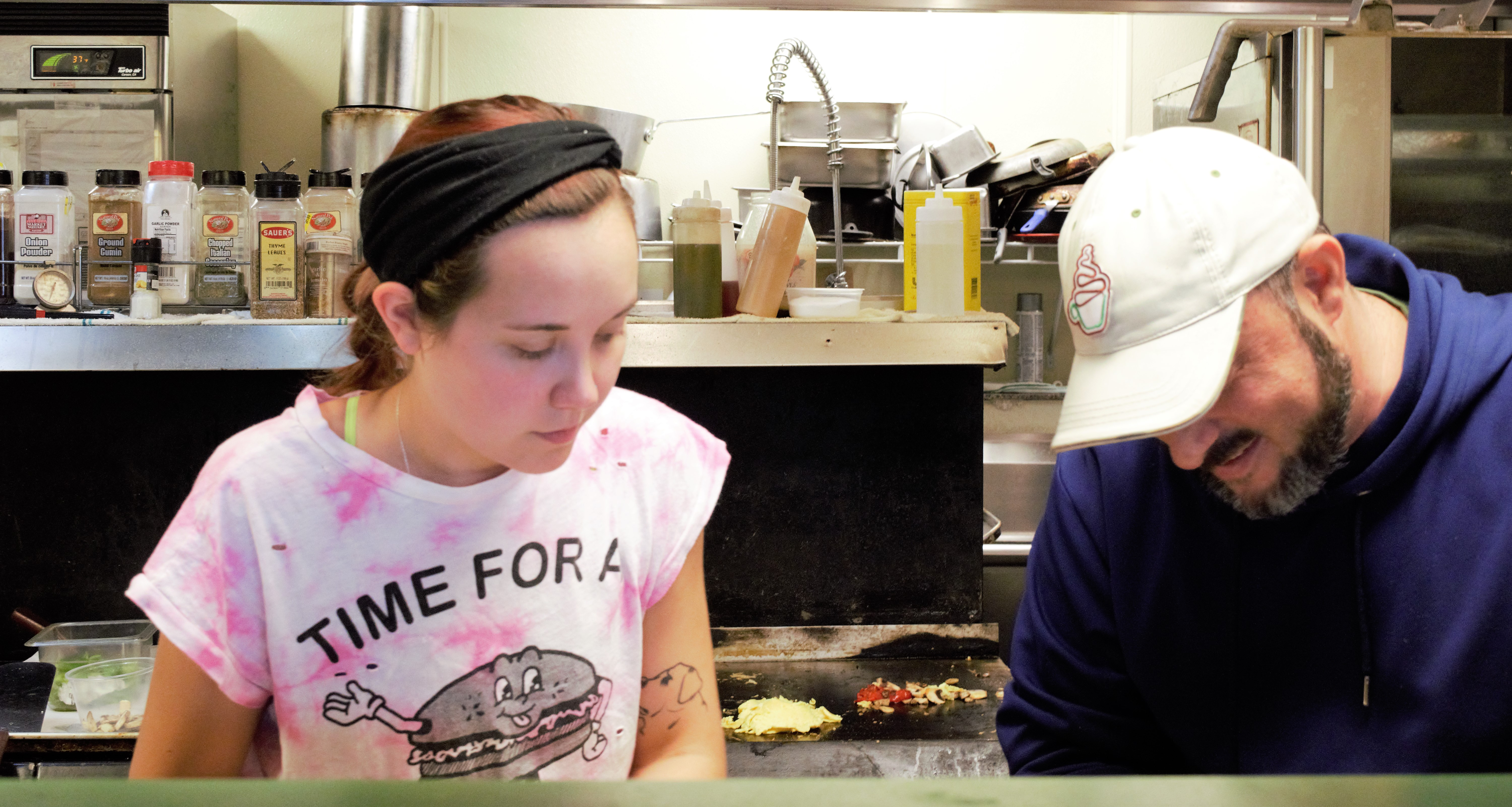 From warehouse to neighborhood hub Chateau Cafe finds success in