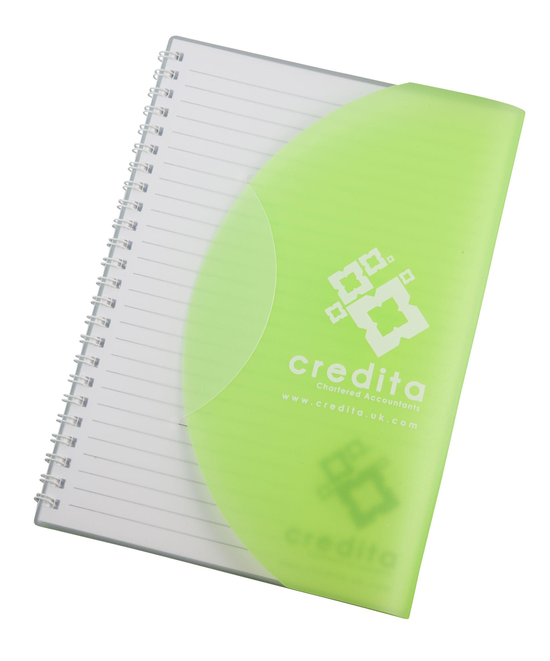 Curve wiro Notebooks Wiro Branded Notebooks