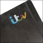 Image showing Full Colour Digital Print on Branded Notebooks