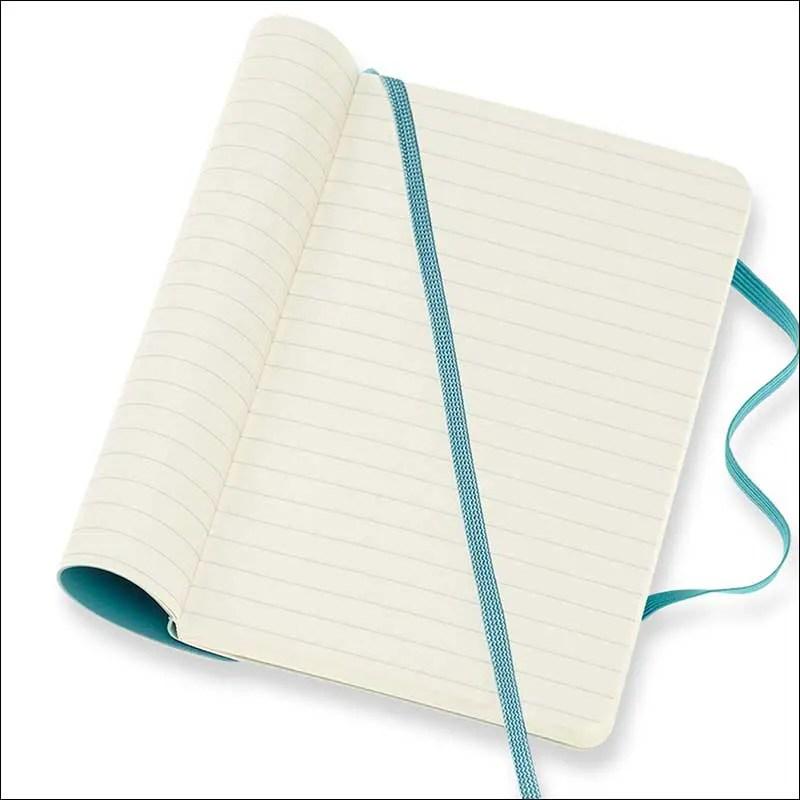 Flexible Softback Covers on Customised Moleskine Notebooks from The Notebook Warehouse