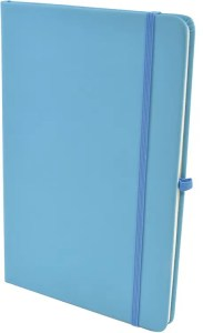 Image showing Cyan Mole Promotional Notebooks from The Notebook Warehouse