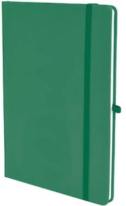 Image showing Dark Green Mole Promotional Notebooks from The Notebook Warehouse