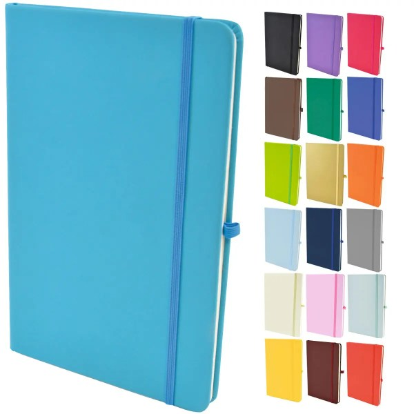 Image Showing Mole Branded Notebook from The Notebook Warehouse, available in 22 Colours