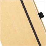 Image showing Broadstairs Eco Branded Notebooks with their contrast details
