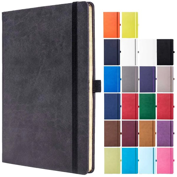 Image showing the colours available for Tucson Branded Notebooks available from The Notebook Warehouse.