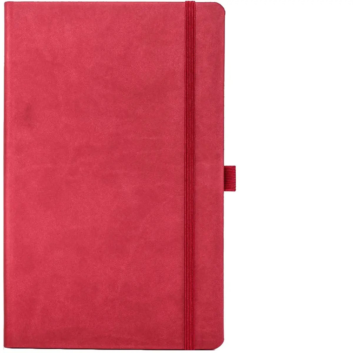 Image Showing Tucson Branded Notebooks from The Notebook Warehouse, available in Coral Red