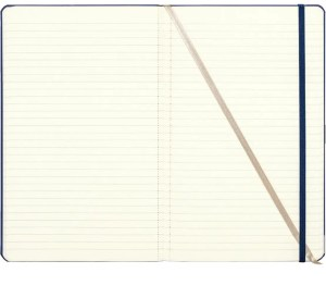 Image showing Ruled Perforated pages on Castelli Branded Notebooks from The Notebook Warehouse
