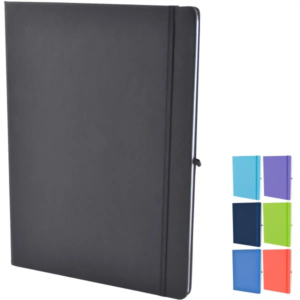 Mole A4 Promotional Notepads from The Notebook Warehouse, available in 7 Colours
