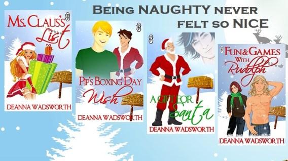 Naughty NP 4Books