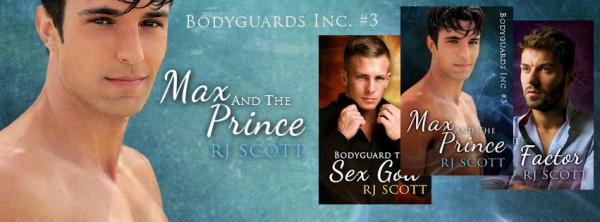Max and the Prince FB banner