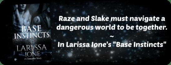 Base Instincts Banner