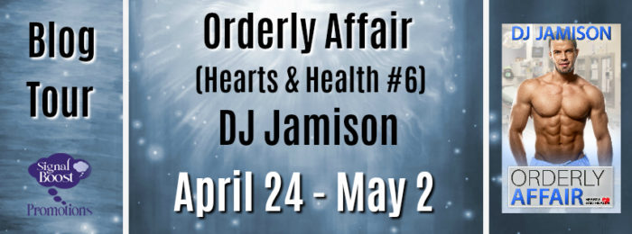 Guest Post And Giveaway Orderly Affair By Dj Jamison The Novel