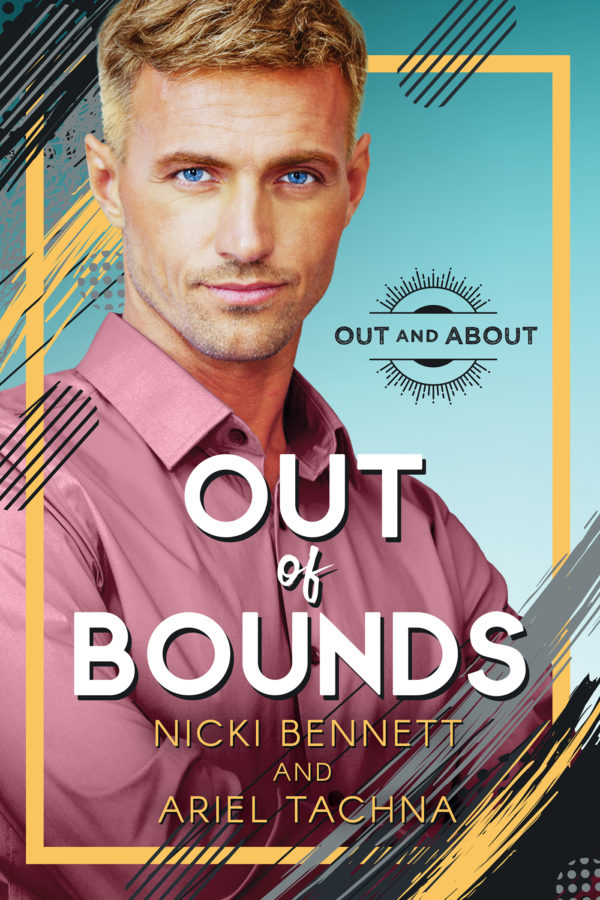 Exclusive cover reveal and giveaway out of bounds by nicki bennett after you enjoy the gorgeous art be sure to check out the rafflecopter widget below to enter for the chance to win an ebook from their dreamspinner press fandeluxe Image collections