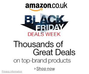 Black Friday Deals on Amazon