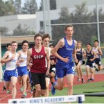 Track Team Crushes the Competition