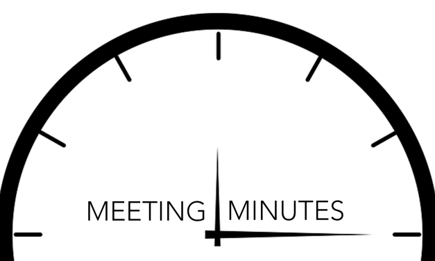 Student Council Minutes – 9/19/17