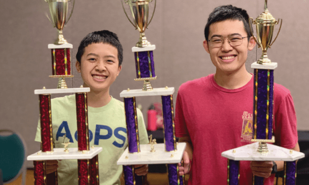 Brothers take home first, second at chess competition