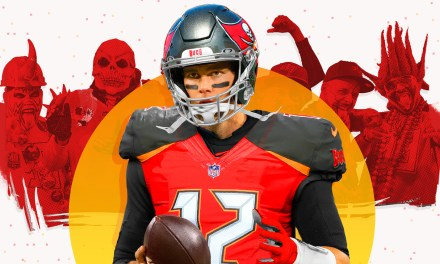 Tom Brady's departure to the Buccaneers shakes the foundations of football