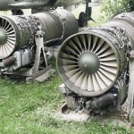 File pic of jet engines