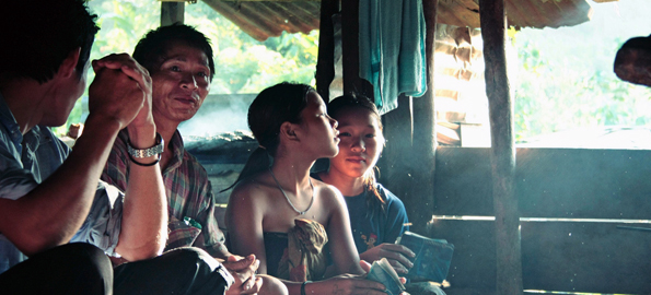 What has the government done so far? (pic of Penan people © Sofiyah Israa | Flickr)