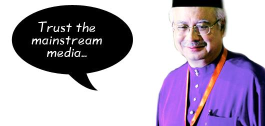 (Najib pic courtesy of theSun)