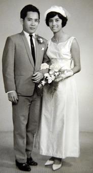 Khoo married N Rathimalar in 1966