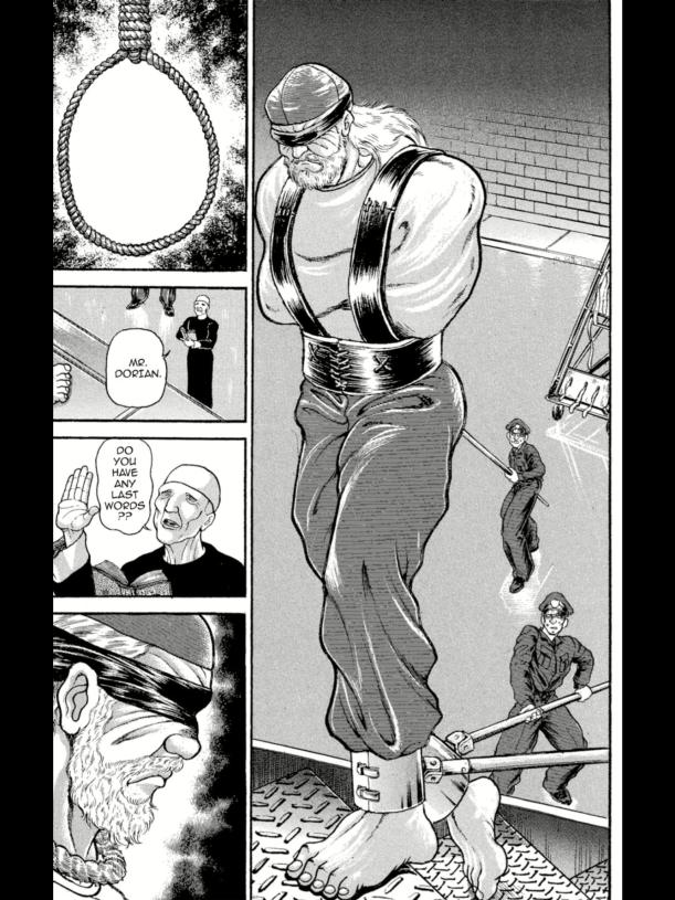 Media Do Manga Tour: New Grappler Baki Volume 1 - TheOASG
