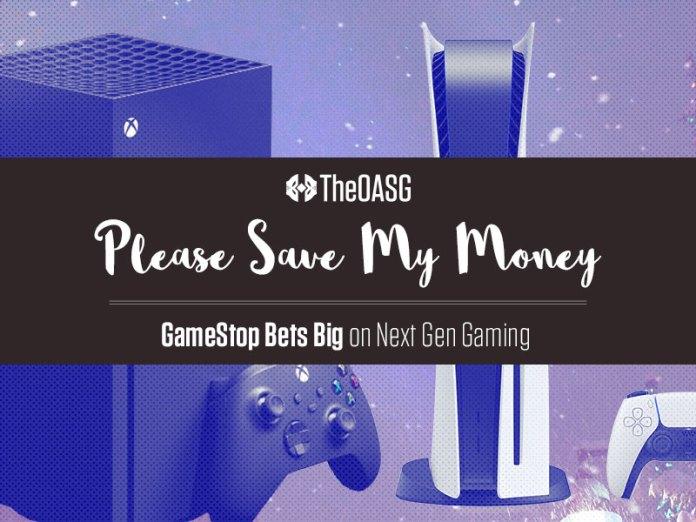 GameStop Bets Big on Next Gen Gaming