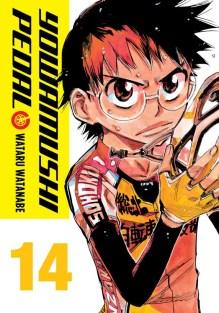 Yowamushi Pedal Volume 14
