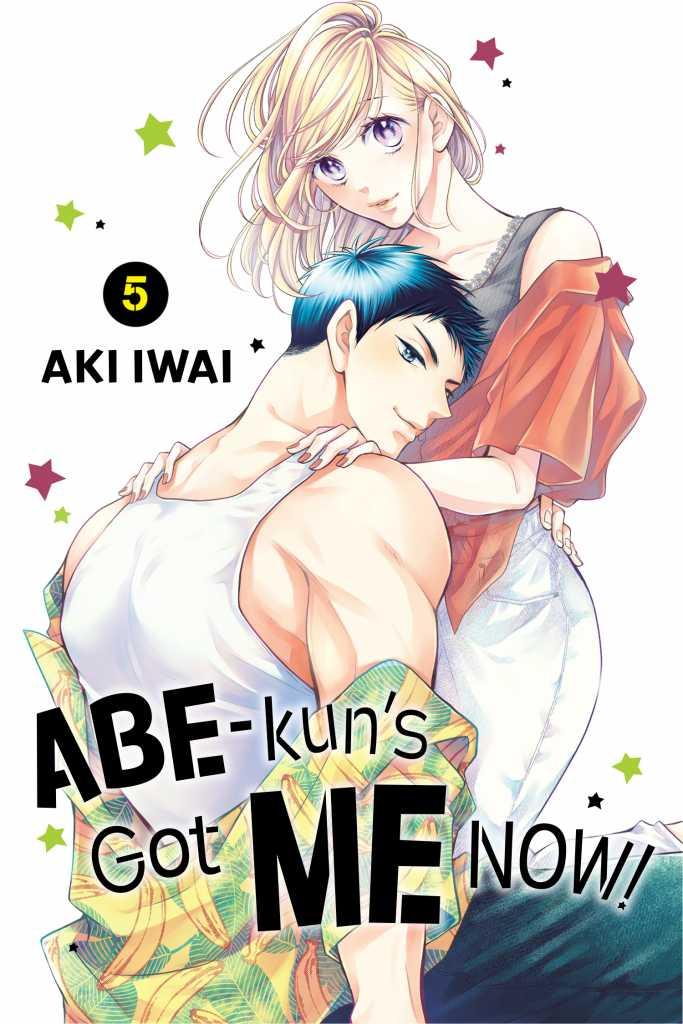 Abe-kun's Got Me Now! Volume 5 Review
