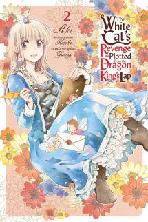The White Cat's Revenge As Plotted from the Dragon King's Lap Volume 2
