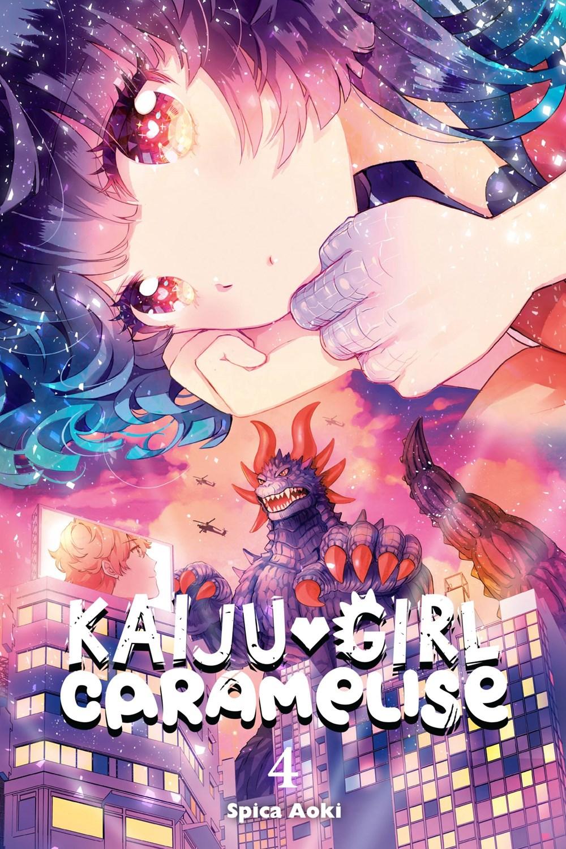 The Anti-Social Geniuses Review: Kaiju Girl Caramelise Volume 4