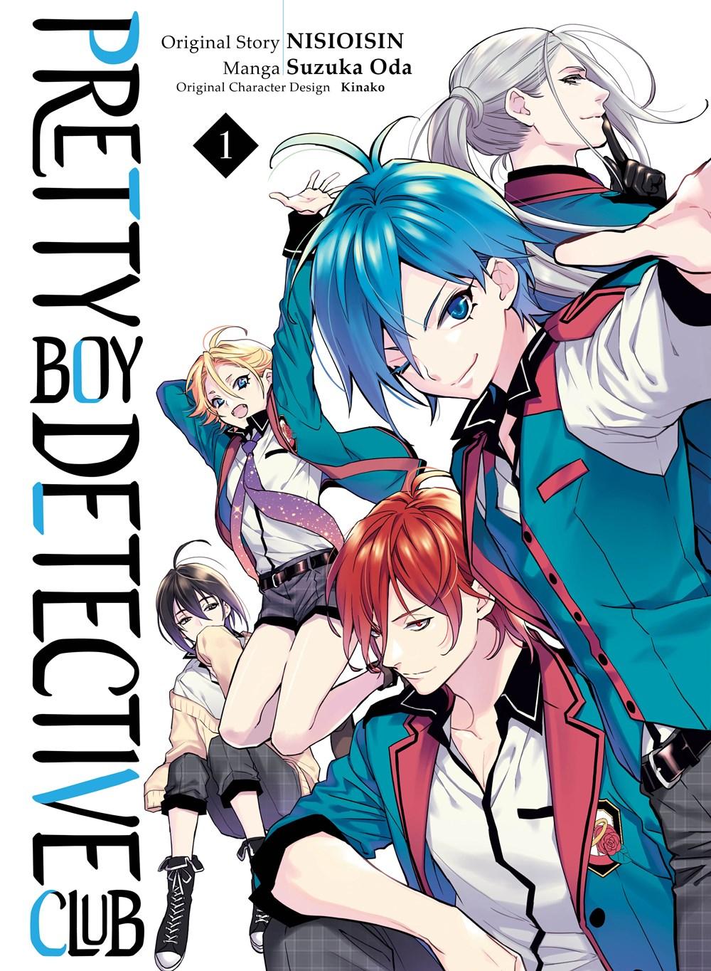 Pretty Boy Detective Club Volume 1 Review
