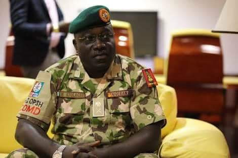 gen atolagbe - Civil-military cooperation: Operation Safe Haven personnel clean Jos streets