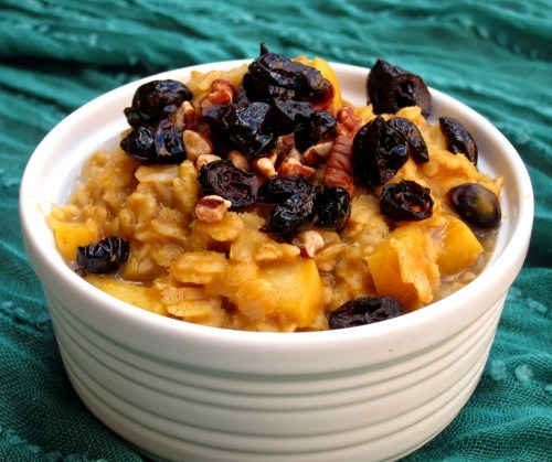 pumpkin-apple-cranberry-oatmeal-4-